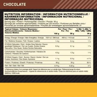 Optimum Nutrition Gold Standard 100% Whey Proteine Isolate in Polvere con Aminoacidi Gusto Cioccolato - Barattolo da 930g