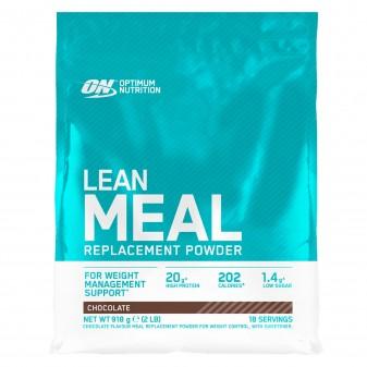 Optimum Nutrition Lean Meal Replacement Proteine Multivitaminiche in Polvere con Minerali Gusto Cioccolato - Busta da 918g