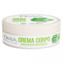 Omia Laboratori Ecobio Crema Corpo con Aloe Vera del Salento - Barattolo da 150ml