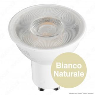 Wiva Lampadina LED GU10 6W Faretto Spotlight 100° - mod. 12100265 / 12100266 / 12100267