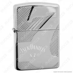 Accendino Zippo Mod. 28817 Jack Daniel's® 7 - Ricaricabile Antivento