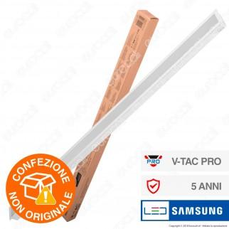 V-Tac PRO VT-7-41 Lampada LED a Incasso Linear Light 40W Chip Samsung White Body - SKU 381