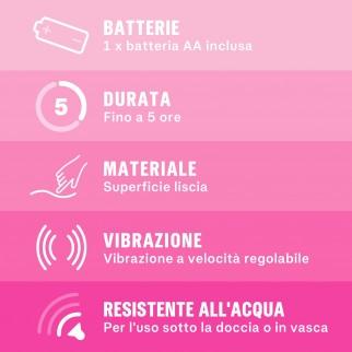 Durex Play Intense Pure Fantasy - Massaggiatore Personale