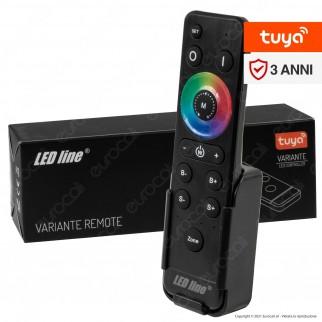 LED Line Variante Remote Telecomando per Strisce Led RGB e RGB+W - mod. 471338