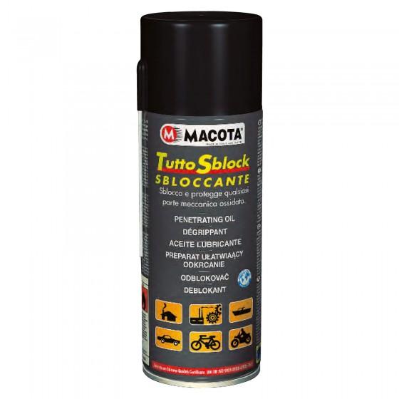 Macota Tutto Sblock - Sbloccante per Parti Meccaniche