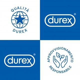 Preservativi Durex Jeans Classico - Scatola 27 pezzi