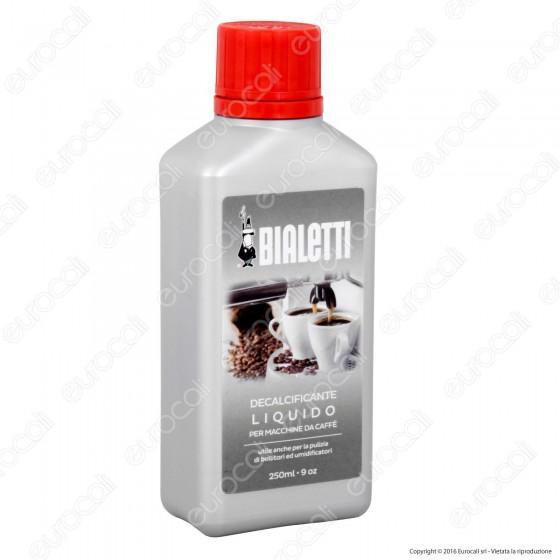 Bialetti Decalcificante Liquido per Macchine da Caffè