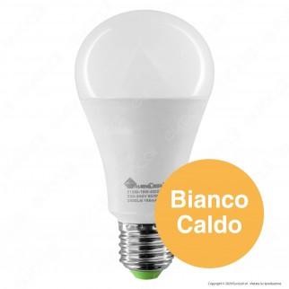 Marino Cristal Serie PRO Lampadina LED E27 18W Bulb A65 - mod. 21329