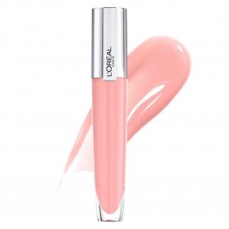 L'Oréal Paris Gloss Brillant Signature Plump Lucidalabbra Volumizzante e Idratante Colore 402 I Soar