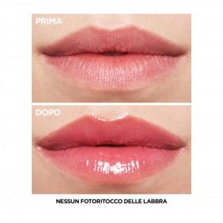 L'Oréal Paris Gloss Brillant Signature Plump Lucidalabbra Volumizzante e Idratante Colore 400 I Maximise