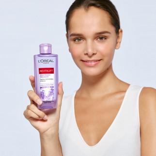 L'Oréal Paris Revitalift Acqua Micellar Rimpolpante Struccante Anti-Età - Flacone da 200ml
