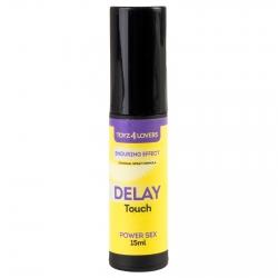 Lube 4 Lovers Delay Touch Spray intimo Effetto Ritardante 15ml