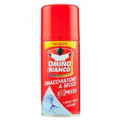 Omino Bianco Smacchiatore a Secco Express - Spray da 125ml