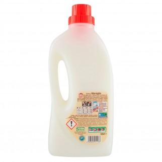 Omino Bianco Cuore di Marsiglia Detersivo Liquido - Flacone da 1,5 Litri