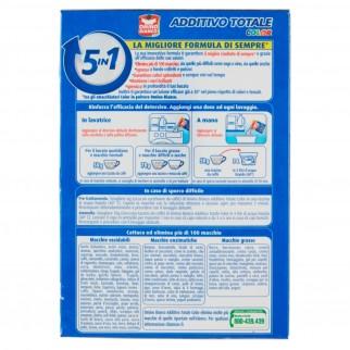 Omino Bianco Additivo Totale Color 5in1 - Confezione da 500g