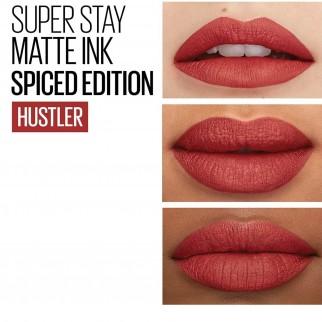 Maybelline New York SuperStay Matte Ink Tinta Labbra Colore 335 Hustler