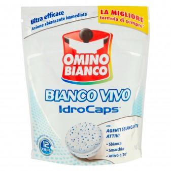 Omino Bianco Additivo Bianco Vivo Idrocaps - Confezione da 12 Capsule