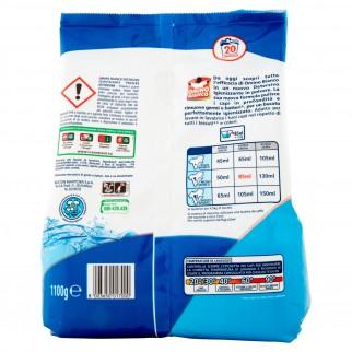 Omino Bianco Detersivo in Polvere Igienizzante - Confezione da 1,1 Kg