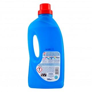 Omino Bianco Candeggina Delicata Essenza Blu Ocean - Flacone da 1,5 Litri