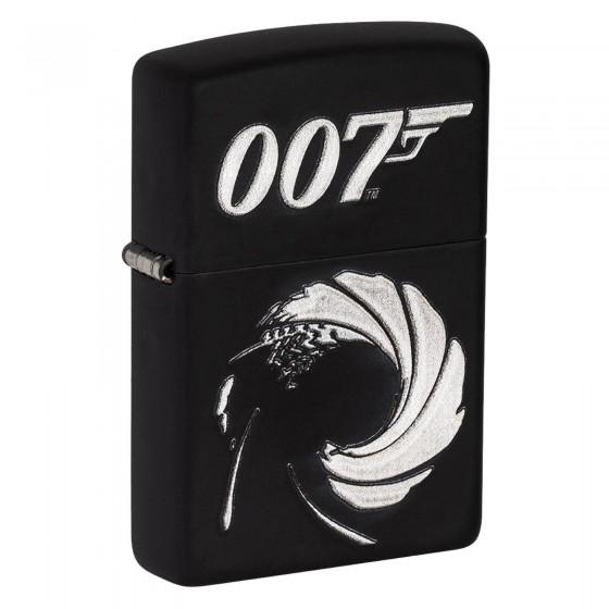 Accendino Zippo Mod. 49329 James Bond 007™ - Ricaricabile Antivento