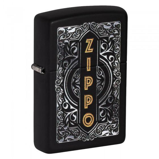 Accendino Zippo Mod. 49535 - Ricaricabile Antivento