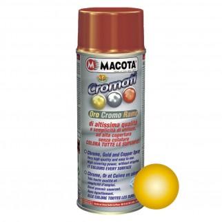 Vernice Spray Macota Cromati - Smalto ad Alto Potere di Brillantezza