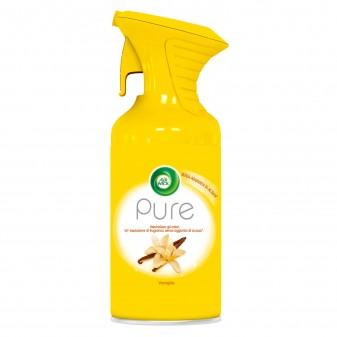 Air Wick Spray Pure Profumo di Vaniglia - Flacone da 250ml