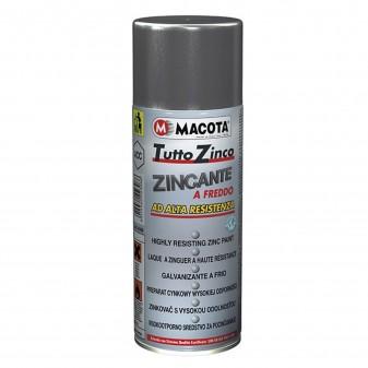 Vernice Spray Macota Tutto Zinco - Zincante a Freddo Antiruggine