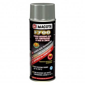 Macota F700 - Fondo Termoresistente fino a 700°C a base di Zinco