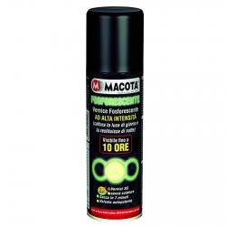 Spray Macota Fosforescente Bomboletta da 200ml - Vernice ad Alta Visibilità