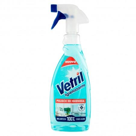 Vetril Igienizzante Detergente Spray - Flacone da 650ml