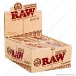 Raw Cone Tips Filtri in Carta per Coni - Scatola da 24 libretti