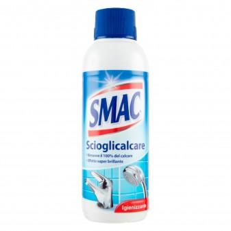 Smac Scioglicalcare Detergente Gel Igienizzante - Flacone da 500ml