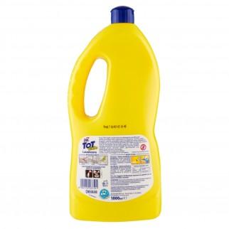 Smac Tot Giallo Lavaincera Detergente Pavimenti Pregiati - Flacone da 1 Litro