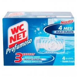 WC Net Profumoso Ocean Fresh - Confezione da 4 Tavolette