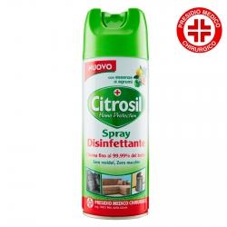Citrosil Spray Disinfettante Superfici con Essenze di Agrumi Presidio Medico Chirurgico - Flacone da 300ml