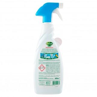 Citrosil Spray Bagno Disinfettante e Anticalcare con Essenze di Agrumi Presidio Medico Chirurgico - Flacone da 650ml