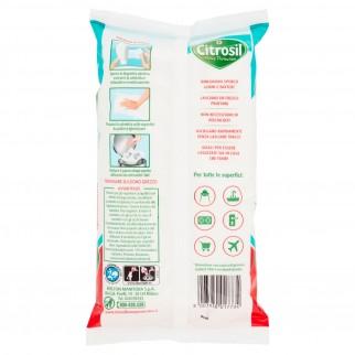 Citrosil Salviette Multisuperfici Igienizzanti con Essenze di Eucalipto - Confezione da 40 Salviette