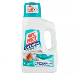 WC Net Scarichi Domestici Trattamento con Agenti Biologici - Flacone da 1 Litro
