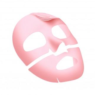 MyMask Pink Hydromask Maschera in Tessuto Lenitiva e Idratante - Confezione da 1 maschera monouso