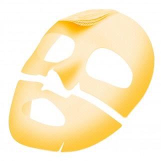 MyMask Gold Hydromask Maschera in Tessuto Idratante e Rimpolpante - Confezione da 1 maschera monouso