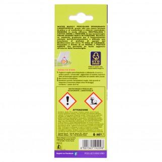 Mister Magic Pesciolino Deodorante per Lavastoviglie - Confezione da 1 Applicazione