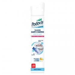 Podovis Spray Togliodori per Scarpe e Scarpiere ad Azione Anti-Odore con Arancia e Gelsomino - Flacone da 100 ml