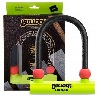 Bullock Urban Bike Lock Antifurto con 2 Chiavi per Biciclette