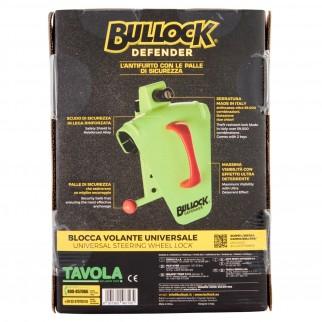 Bullock Defender Blocca Volante Antifurto Universale per Auto