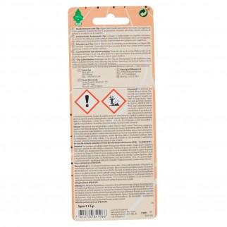 Arbre Magique Clip Deodorante per Auto Fragranza Sport Lunga Durata