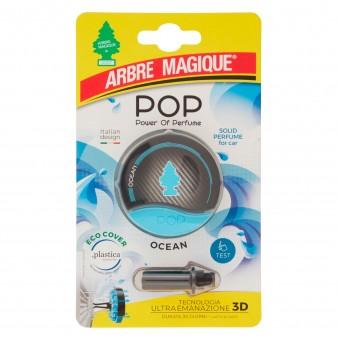 Arbre Magique Pop Profumatore Solido per Auto Fragranza Ocean Lunga Durata