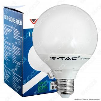 V-Tac VT-1893D Lampadina LED E27 13W Globo G95 Dimmerabile - SKU 4279