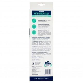 Podovis Solette Anti Fatica Daily Taglia Large 41/45 - Confezione da 1 Paio di Solette