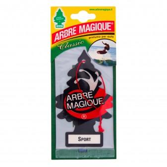 Arbre Magique Classic Profumatore Solido per Auto Fragranza Sport Lunga Durata